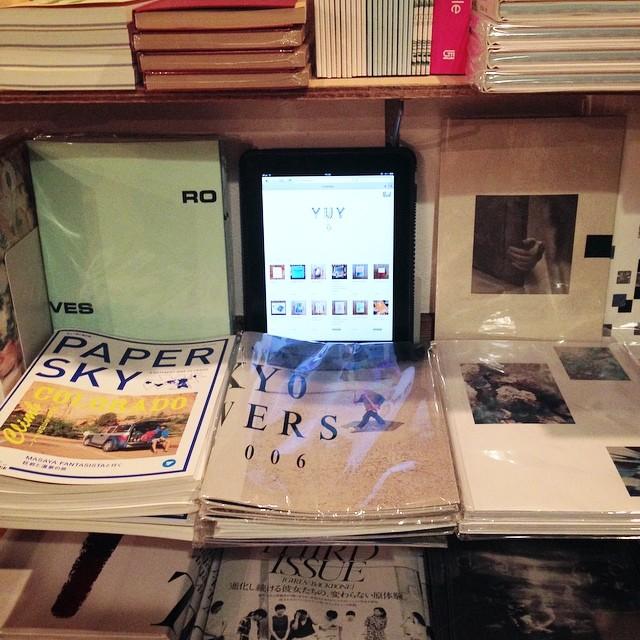 iPad設置したので本が探しやすくなりました。