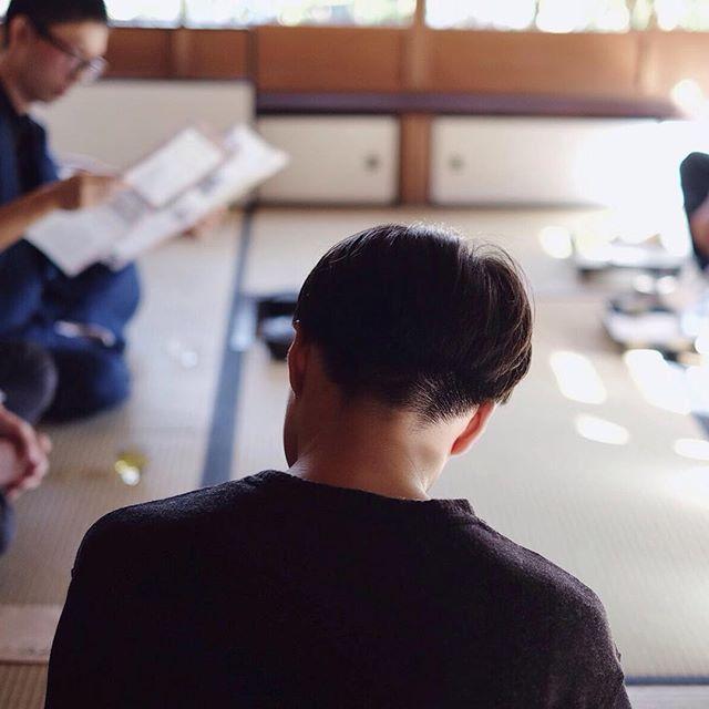 只本屋さんと陶々舎さんのお茶会にトークゲストとして呼んでいただきました。京都ってこういう場所がある。まだまだ京都から離れられない。