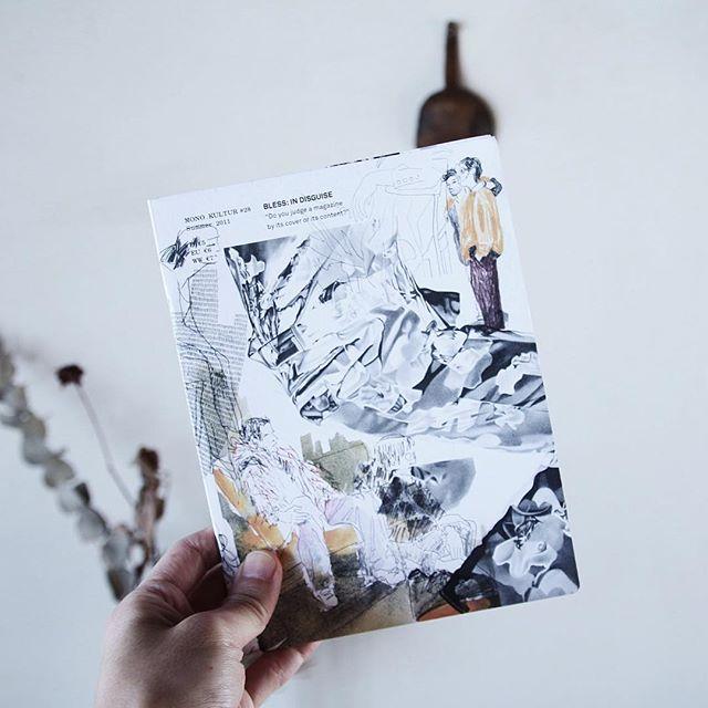 mono.kulturのBLESS特集号。2011年発行をベルリンより取り寄せました。BLESSファンへ。