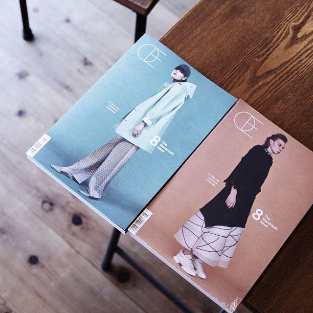 oe magazineの8が入荷したよーー!わーいわい!ファッション&カルチャー、アート、クリエイティブシーンなど、ベルリンの今を発信しています。