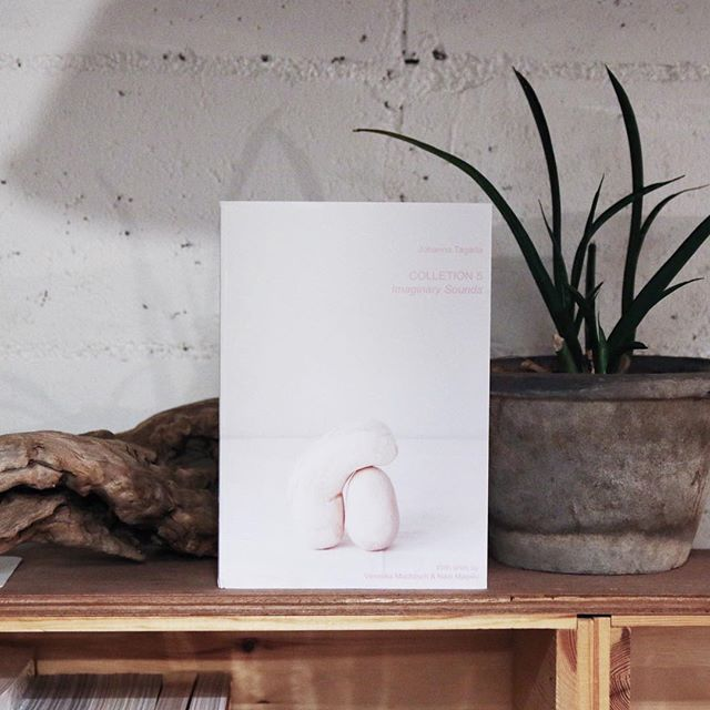 Johanna Tagada / Colletion 05 - Imaginary SoundsIntroduction by Veronika Muchitsch & a written contribution by Naoi Magaki.